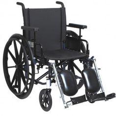 Keen Freelander Deluxe Bariatric Wheelchair | 1800wheelchair.com