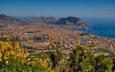 Panoramio -Palermo da Monte Grifone