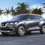 Nissan Kicks SUV India launch to happen in 2017