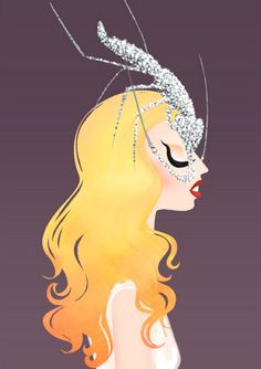 Adrian Valencia- Lady Gaga Illustrations-0002