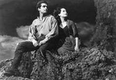 """Laurence Olivier & Merle Oberon   """"Wuthering Heights"""""""