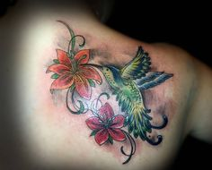 Hummingbird tattoo designs as a reminder to pursue dreams - Page 16 of 30