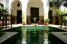 Riad #Marrakech #Morocco