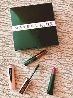 Beauty box winter edition by Maybelline