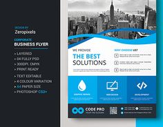 """Check out new work on my @Behance portfolio: """"FLYER"""" http://be.net/gallery/44156835/FLYER"""