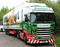 . Eddie Stobart Trucks, Big Rig Trucks, Cool Trucks, Fan Picture, Classic Trucks, Volvo, Vans, Vehicles, Pictures