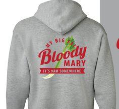 Bloody Mary Hoodie
