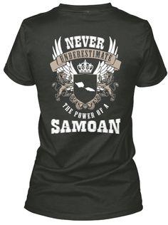The Power Of A Samoan
