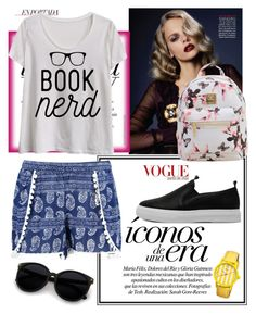 """""""Look Urbano Casual Día"""" by evangelinacampos ❤ liked on Polyvore featuring Boohoo, LC Trendz and Boum"""