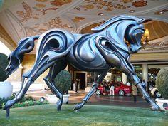 The Wynn Casino in Las Vegas