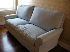 Classic Tom Sofa, such a classic design. Perfect sofa for life! #Cottagechic