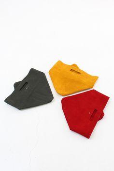 Rachel Comey Briston Bag / Red, Olive, Mustard
