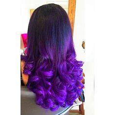Alexa hair color