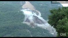 Massive Landslides caught on camera 4