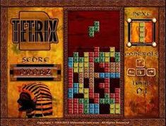 Tetrix 2 is a #classic #Tetris #game #remake. Pile the #blocks to fit them together filling each row completely before they reach the top. #Play #Free #Arcade Game Here: