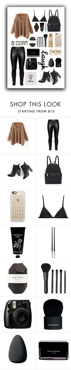 """""""Airports to family fun #2"""" by nat-a-bee ❤ liked on Polyvore featuring Studio, SWEET MANGO, Henri Bendel, Casetify, Matteau, TokyoMilk, Christofle, Pelle, Witchery and Fujifilm"""