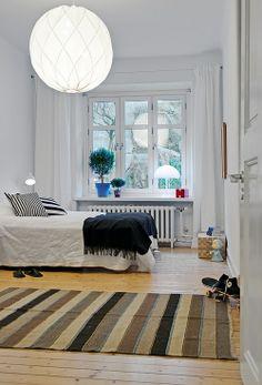 Cozy Four-Room Scandinavian Apartment   Let me be inspired - Interior Design, Interior Decorating Ideas, Architecture