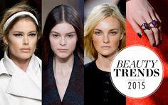 Beautytrends - Die Top 5 Beauty-Looks vom Runway
