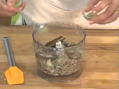 Pate de semillas de Girasol - YouTube