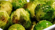 Roasting is one of the best ways to bring out the delicious nutty flavors in Brussels sprouts—plus it's SO easy. Here's the best way roast brussels sprouts in the oven and a few ways to insure that your Brussels get as crispy as possible. Vegetable Recipes, Vegetarian Recipes, Cooking Recipes, Healthy Recipes, Quick Recipes, Yummy Recipes, Healthy Snacks, Vegan Meals, Testosterone Boosting Foods