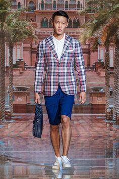 Zane Barlas Spring-Summer 2017 - Toronto Men's Fashion Week #TOMSS17