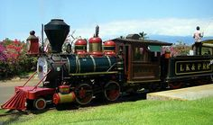 Sugar Cane Train, Maui, Hawaii