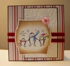 Splitcoaststampers Christmas Cards   Found on splitcoaststampers.com