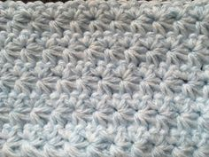 How To: Crochet The Star Stitch - Easy Tutorial - YouTube