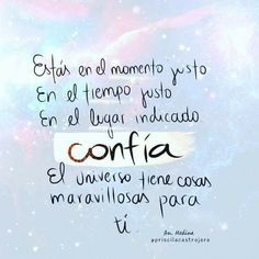 Y Dios. <3 More Than Words, Some Words, Inspirational Phrases, Motivational Quotes, Positive Mind, Positive Quotes, Best Quotes, Life Quotes, Pretty Quotes