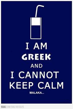 42 New Ideas Funny Life Mottos Keep Calm Greek Memes, Funny Greek, Greek Quotes, Greek Sayings, Me Quotes, Funny Quotes, Funny Memes, Jokes, Calm Quotes
