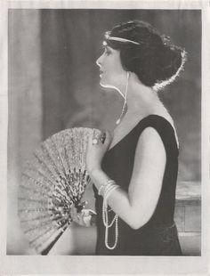 Baron De Meyer for Vogue Paris - 1921