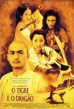 O Tigre e o dragão (2000)