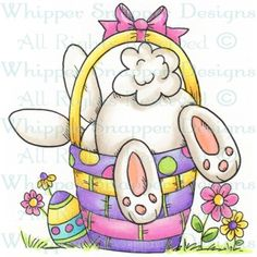 Whipper Snapper Designs is an expansive online store selling a large variety of unique rubber stamp designs. Easter Art, Easter Crafts, Easter Bunny, Easter Eggs, Easter Drawings, Easter Paintings, Easter Pictures, Envelope Art, Easter Projects
