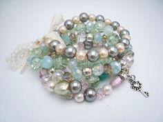 May Beadbox – Vintage Romance Vintage Romance, Beaded Bracelets, Jewelry, Fashion, Beads, Moda, Jewels, Fashion Styles, Pearl Bracelets