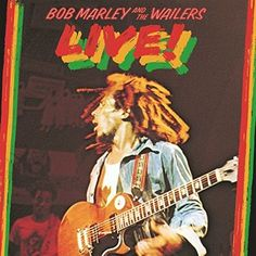 Bob Marley And The Wailers Live! on LP Includes the Original PosterIn correlation with Bob Marley's birthday year-long celebration and the Abbey Road, Lp Vinyl, Vinyl Records, I Shot The Sheriff, Studios, The Wailers, Lp Cover, Cover Art, Reggae Music