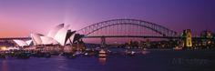 Opera House Harbour Bridge Sydney Australia Photographic Print - at…