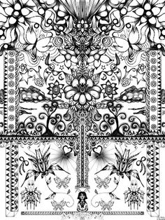 """Tangled"" by Autismom - Sketch Club"