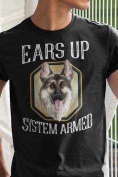 German Shepherd Alsatian dog  brand new Metal Glasses Case ideal gift