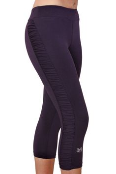 slimming workout pants from LivFit
