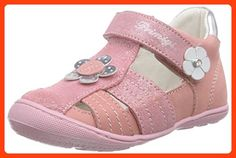 Primigi EMMA-E, Baby Mädchen Lauflernschuhe, Pink (CORALLO/GERANIO), 24 EU (*Partner Link)