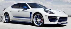 Porsche Panamera Stinger