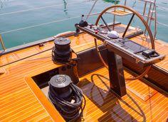 Solaris Yachts - 72 Classic - Cockpit