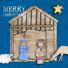 Daisy Trail Nativity