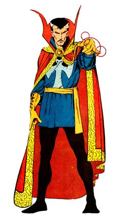 Doctor Strange - Paul Smith