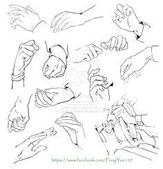 hands part2 by 69XuXu69