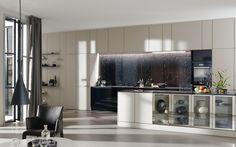 SieMatic Küche IndividualDesign Schwarz