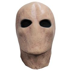 The Slender Man Mask features a feature-less face with two eye holes. This latex mask fits over your entire head and will frighten anyone who sees your Slender Man costume. Scary Halloween Masks, Scary Mask, Halloween Costume Shop, Halloween Costumes For Kids, Halloween Make Up, Adult Halloween, Halloween 2020, Halloween Ideas, Halloween Party