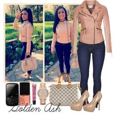 Dallan by fashionsetstyler on Polyvore featuring polyvore, fashion, style, Dante°6, Dr. Denim, Steve Madden, Louis Vuitton, Burberry, Aéropostale and NARS Cosmetics