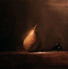 original oil painting still life art