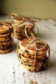Welsh Cakes from Zeelicious food blog